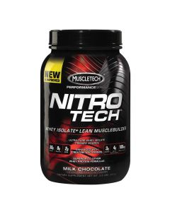 Muscletech Nitro Tech Chocolate x 908 g