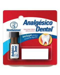 Analgesico Dental 85 % x 3,7 mL Solución Tópica