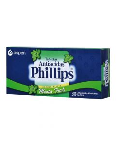 Tabletas Phillips x 30 Comprimidos Masticables