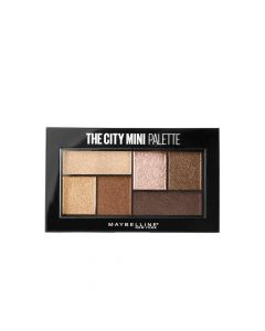 Maybelline Sombra Mini Palette Rooftop x 1 Unidad