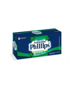 Tabletas Phillips x 10 Comprimidos Masticables
