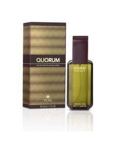 Quorum Fragancia Con Atomizador x 50 mL