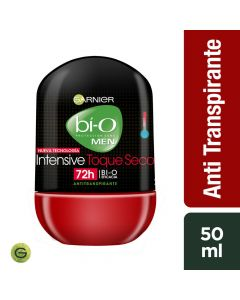 Bi-O Desodorante Roll On Toque Seco x 50 mL