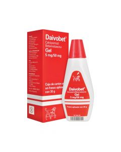 Daivobet x 30 g Gel Topico