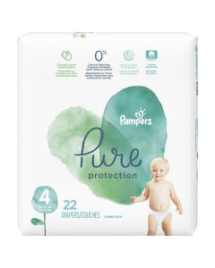 Pañal Pampers Pure Xg22