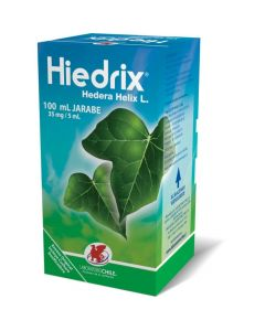 Hiedrix 35mg/5 mL x 100 mL Jarabe