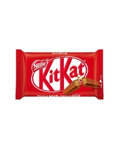 BARRA CHOC. KIT KAT MILK 41GR