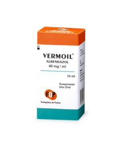 Vermoil 40 mg/mL x 10 mL Suspension Oral