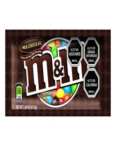 M&M Chocolate Candies x 48 g