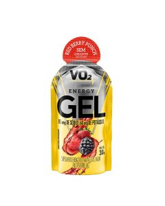 Energy Gel VO2 Frutos Rojosx 30 g