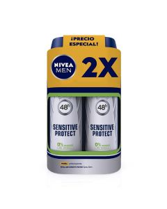 Nivea Pack Desodorante Spray Nivea Men Protect Sensitive x 1 Pack
