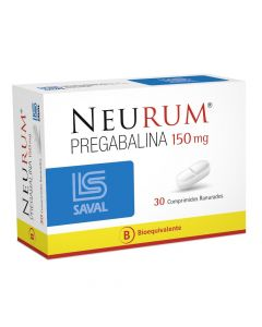 Neurum 150 Mg 30comp