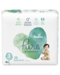 Pañal Pampers Pure G26