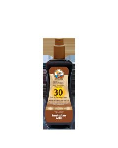 Australian Gold Protector Solar Spray Bronze FPS 30 x 125 mL