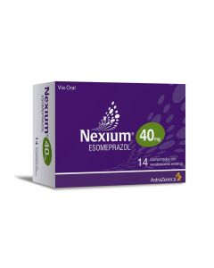 NEXIUM  40MG. 14 COMP.