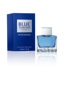 Antonio Banderas Fragancia Blue Seduction x 50 mL