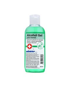 WINKLER ALCOHOL GEL 100ML